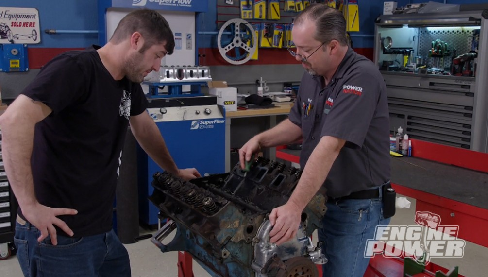 Junkyard Ford 390 FE Teardown and Rebuild