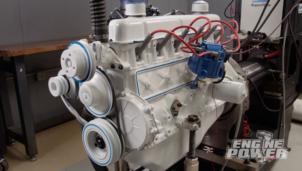 Full-Tilt Build On Our Ford 300 Inline 6 For Serious Power Gains
