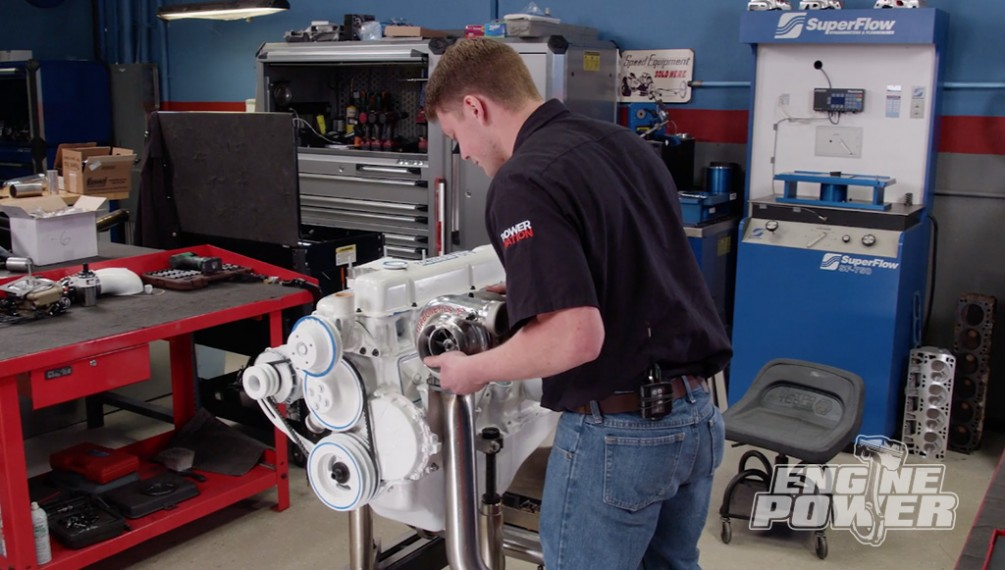 Turbocharged Ford 300 Inline Six Makes Over 500 HP on the Dyno