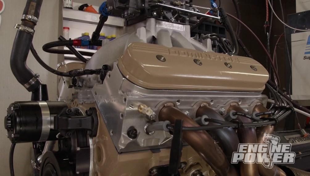 ¿Puede este Camaro desarrollar 600 caballos de potencia en la prueba de dinamómetro?