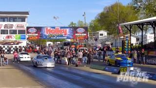 El Camaro Triple Threat participa en la carrera OSCR