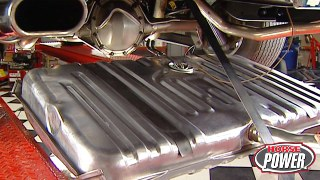 Chevelle Gas Tank Swap
