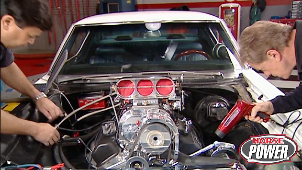 '69 Chevelle Blower