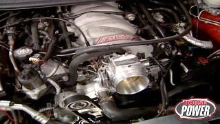 """Project: LS-Gun"""" supercharging a Camaro"""