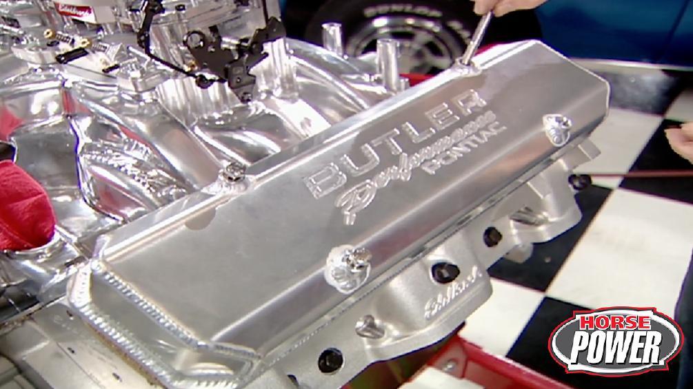 "Project: Royal Bird"" building a 474 cid Pontiac"