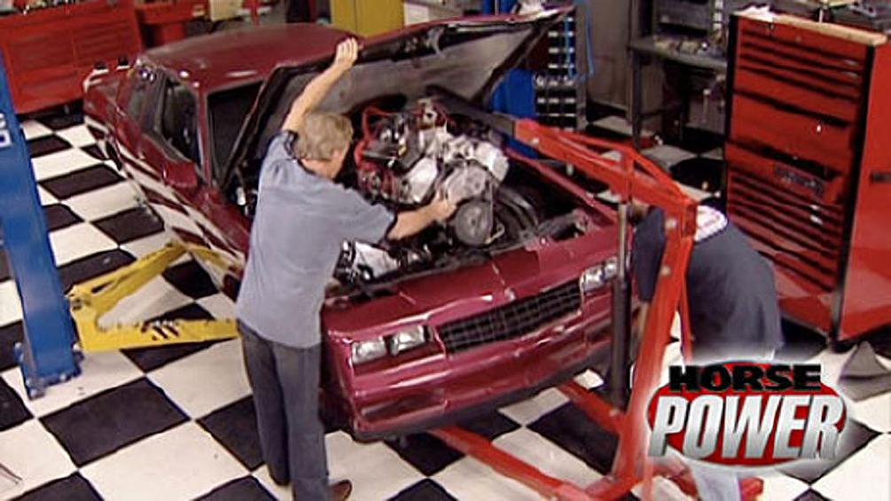Monte Carlo Trans Conversion : HorsePower