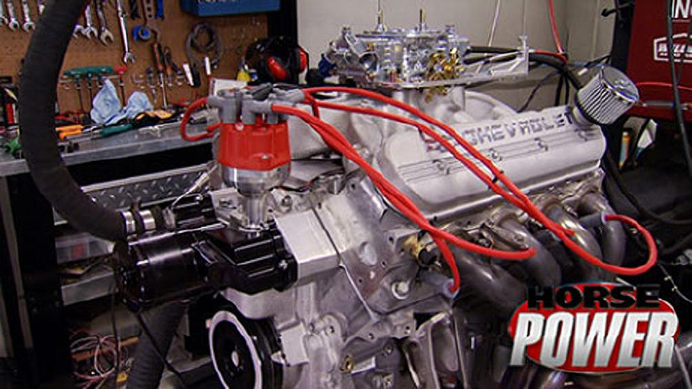 Ford 460 Engine Build Part 3