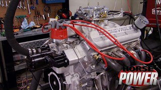 460 Payoff and LS1 Carb Conversion