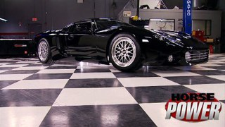 E-rod Powered Supercar