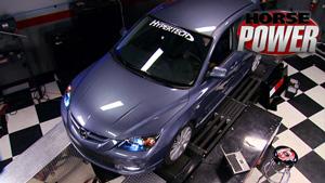 A Mazda on HorsePower?