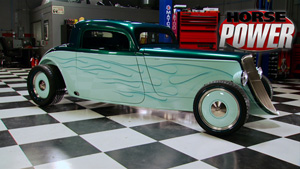 The Ultimate '33 Hot Rod