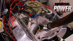 HorsePower's First All-Alcohol Small Block