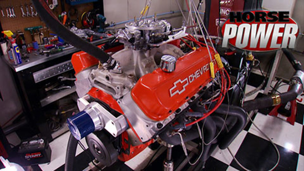 Big Block Nitrous Power