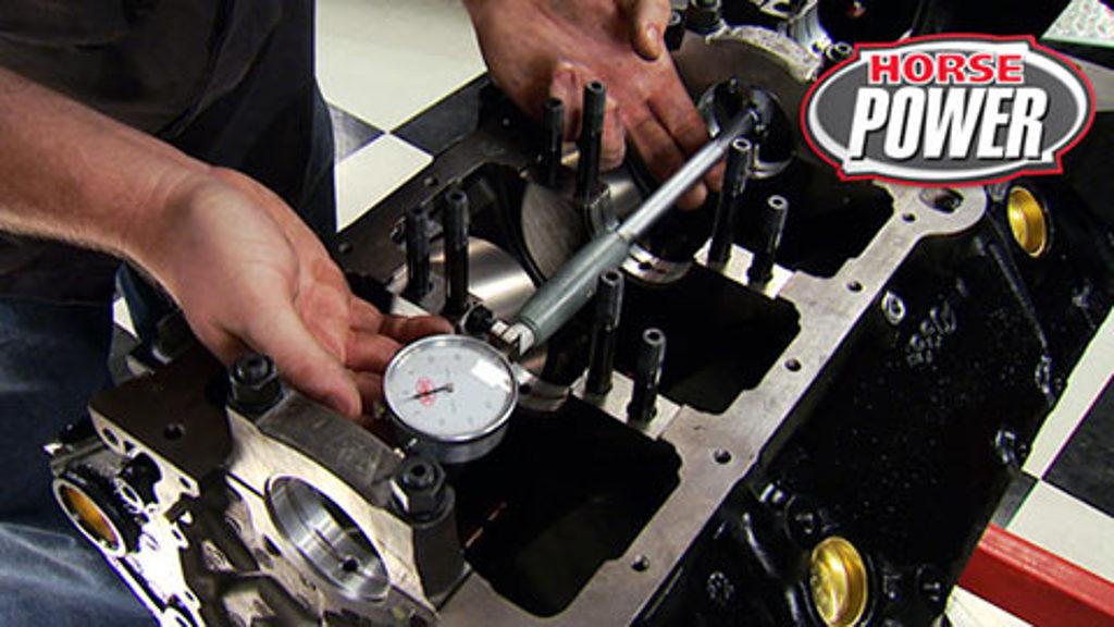 Budget Bracket Racing Engine