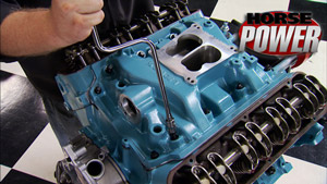 "Building The ""Other"" 350 Small Block Engine"