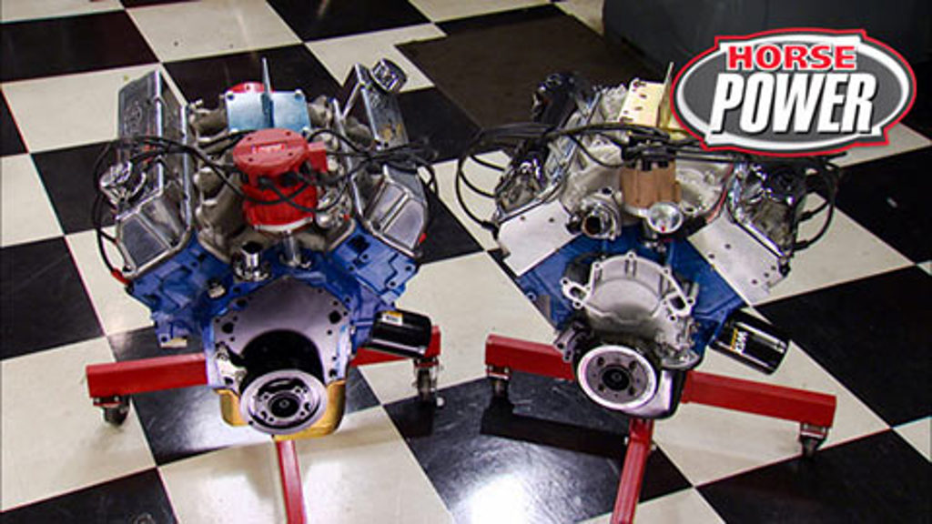351 Small Block Dyno Shootout: Windsor vs Cleveland