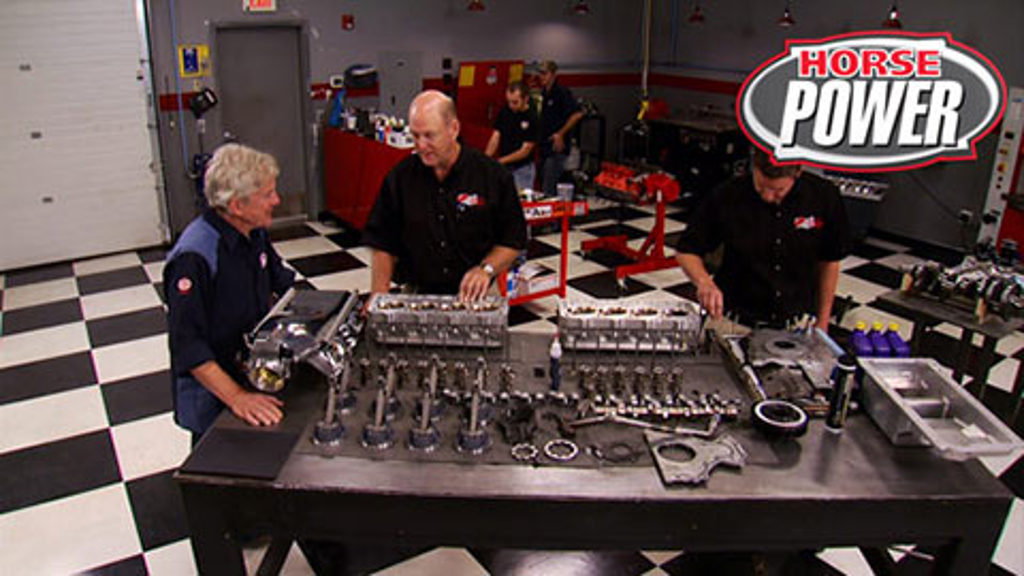 Building the Ultimate True Street Race Engine