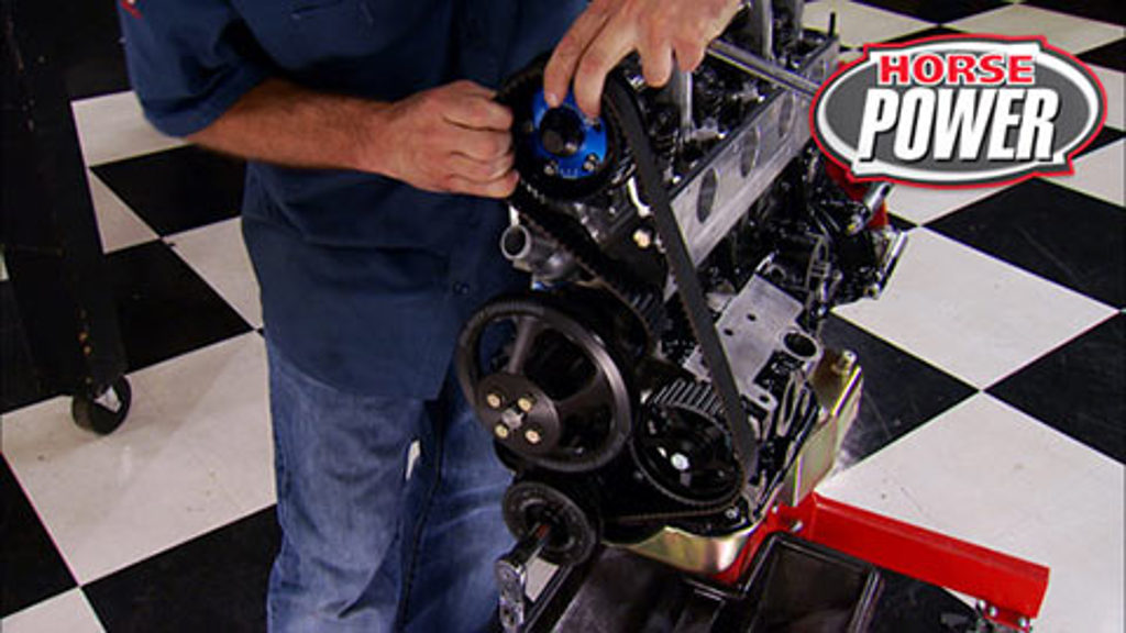 Building a Ford 2.3L 4-Cylinder Lima Engine For The Dirt Track