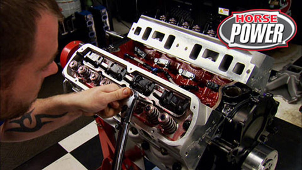 Building an EFI Ford 331 : HorsePower