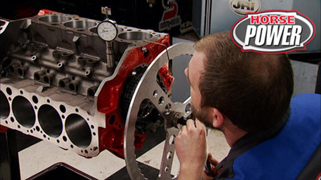 Summit Racing 383 Stroker Pt  1 : HorsePower