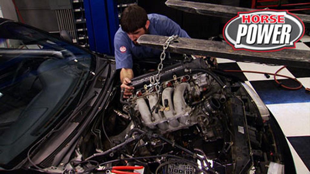 HorsePower's Nissan 240/LS Launch