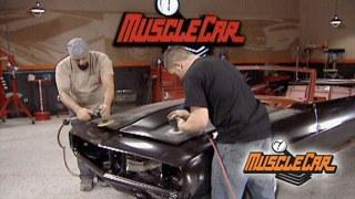 100 Point Camaro with Mud - Hemi 5 Speed & a Bad GTO!