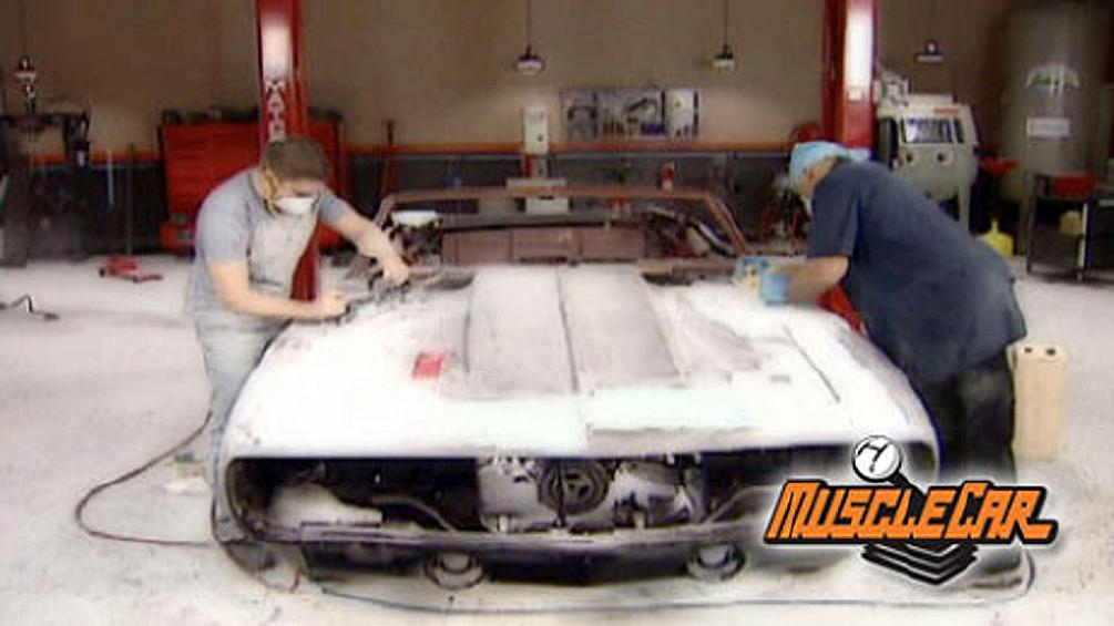 Building a Shelby 350 R Clone