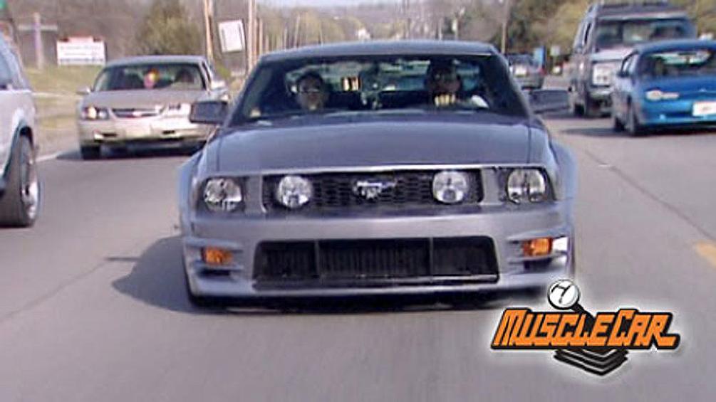 Making of the AutoRox Mustang