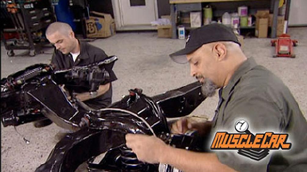 Pontiac LeMans-Stroker Build-Up