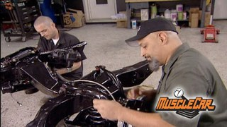 Pontiac LeMans-Stroker Build-Up