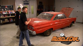 Comet Drag Car Gets Chopped
