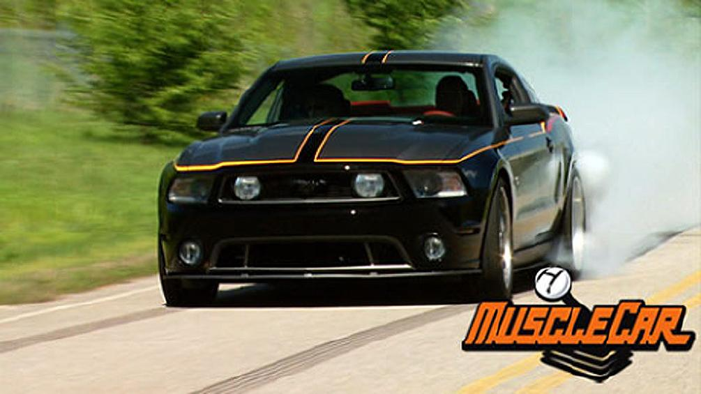 Magnaflow Foose Mustang Part 2