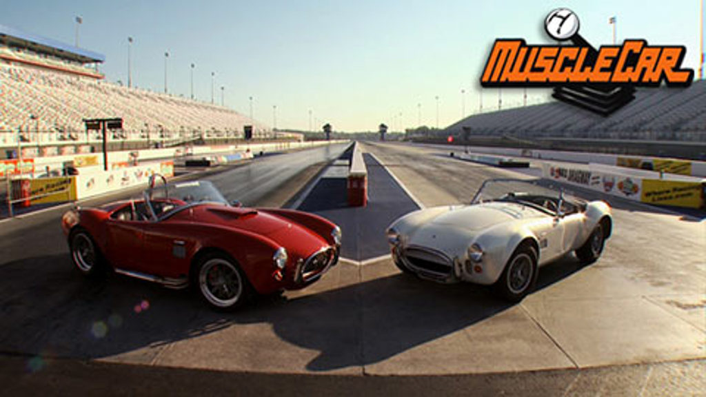 427 Cobra and Factory Five Roadster