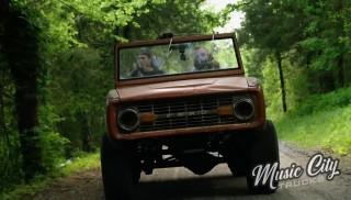 Tearing Down A 1974 Bronco