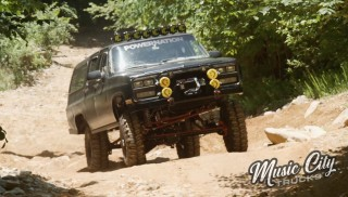 The Unbreakable Suburban is Going Off Road