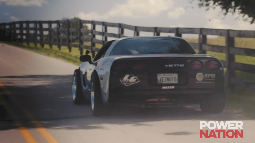 Mix Drifting With Corvettes And You Get Vettenuts!