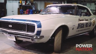 1967 Camaro Indy 500 Pace Car Restored To Impeccable Condition!