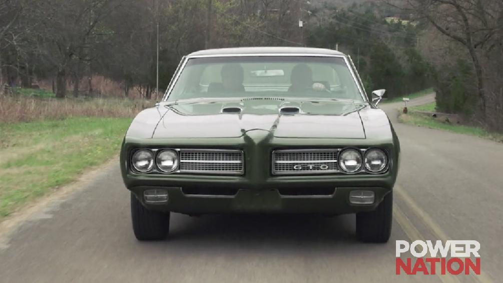 A '69 GTO That Needed Everything From Floors To Doors Was Saved!