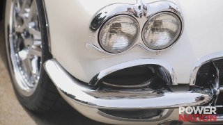 A '59 Corvette With A Modern Twist