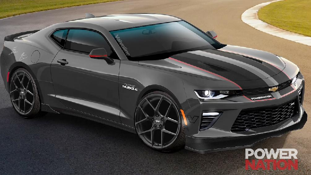 The Valvoline Camaro Could Be The Next Addition To Your Garage!