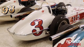 Behind The Doors Of The Indianapolis Motor Speedway Museum