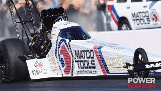 What It's Like Behind The Wheel Of 3-Time Champion Antron Brown's Top-Fuel Dragster