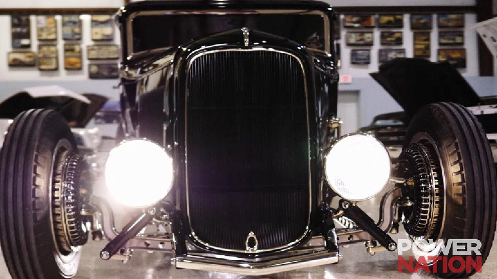 The '32 Ford That Makes George Poteet's Collection That Much Cooler