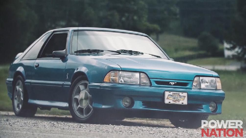 Why A 1993 Mustang Cobra Is On Country Artist Brandon Lay's Wishlist