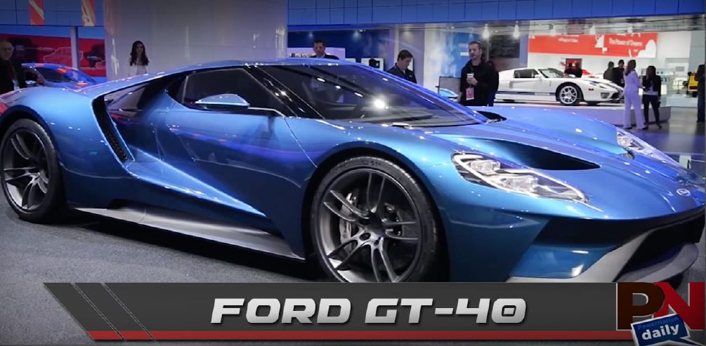 Engine Dynos, Flying Trucks, Ford GT, and Assassins
