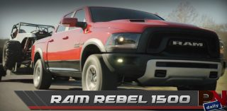 Ram Rebel, Nitrous Done Wrong, and WD40 Giveaway