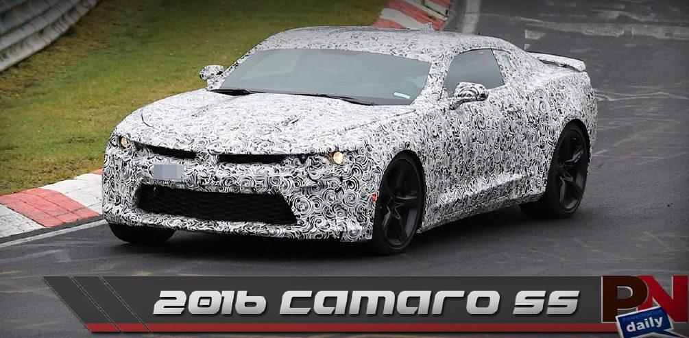 2016 Camaro and Fast Fails Friday