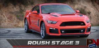 Roush Mustang, 2016 Nissan Cummins, & NASCAR