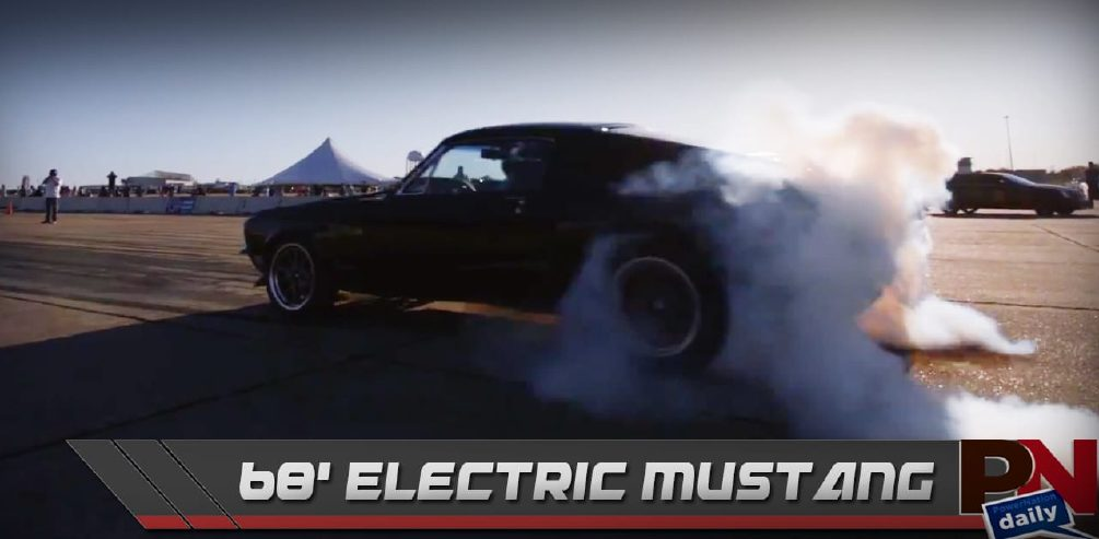 68 Electric Mustang, Laramie Limited, & Rusty's Racing Again