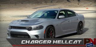 4 Door Hellcat, Fast Fails Friday, And NASCAR